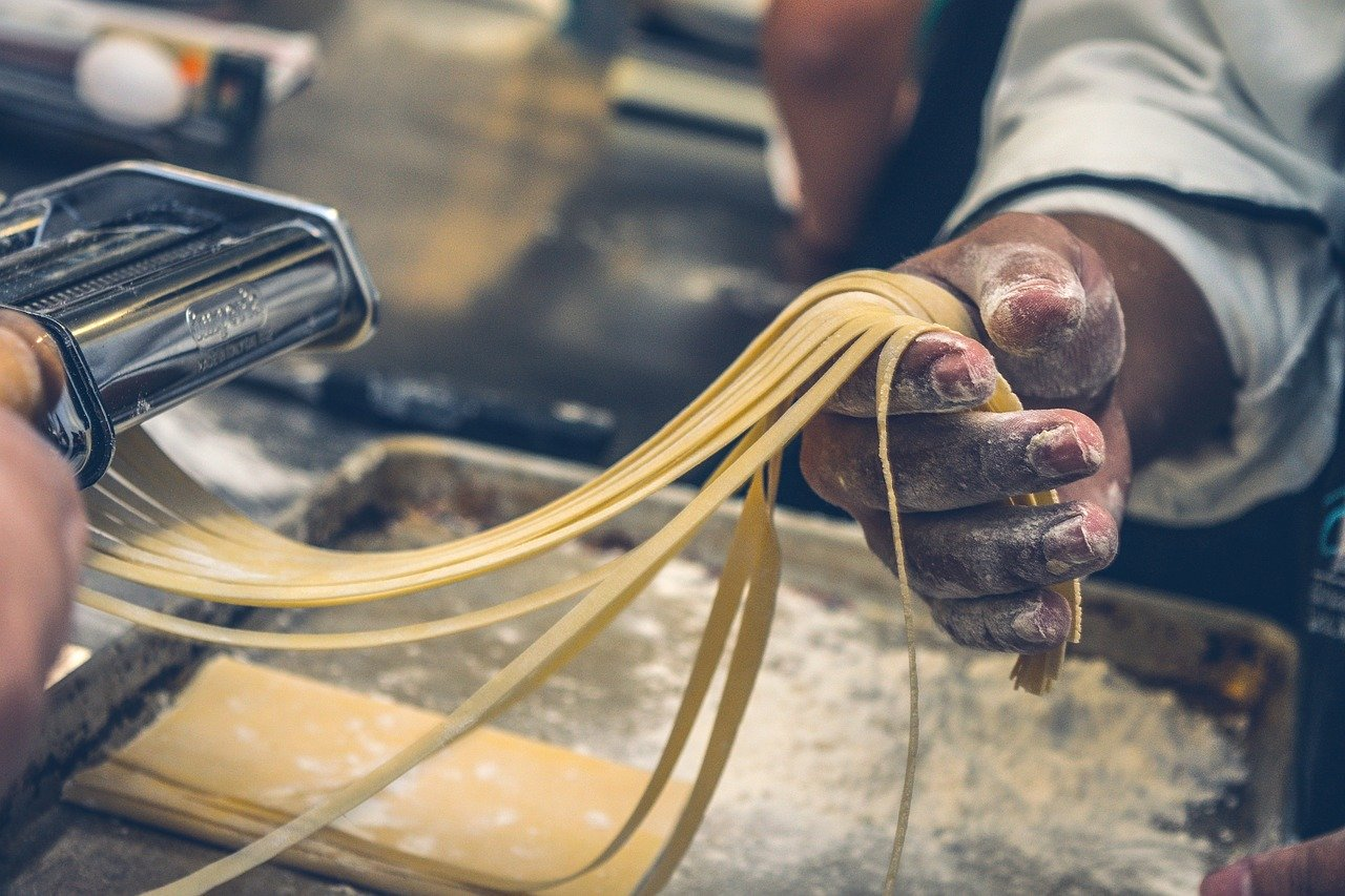 Sotto is a great restaurants in Cincinnati serving delicious italian handmade pasta