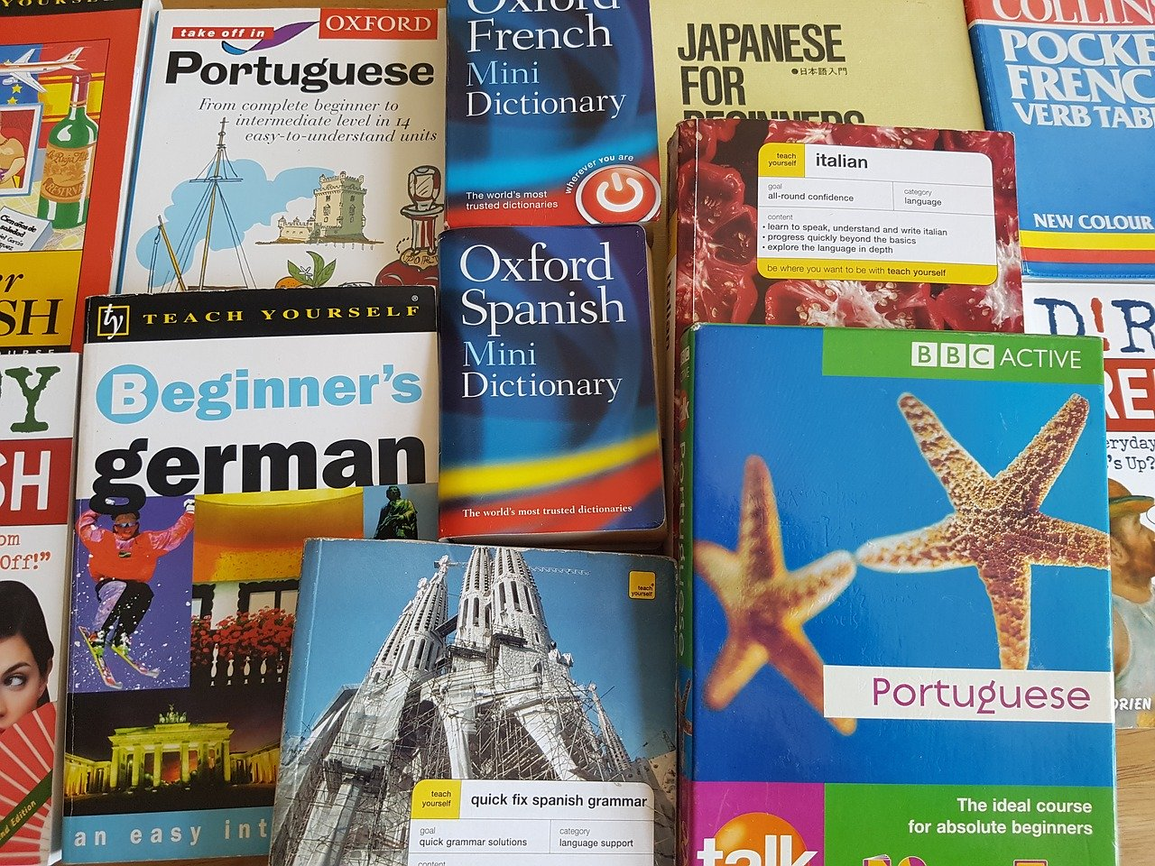 Learning a second language is one of the best ways to cure wanderlust while stuck at home