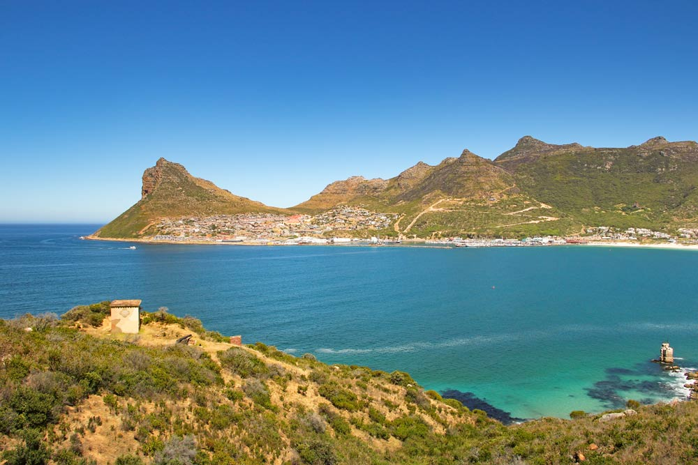Include Chapman's Peak Drive on your 2-day itinerary for Cape Town, South Africa.
