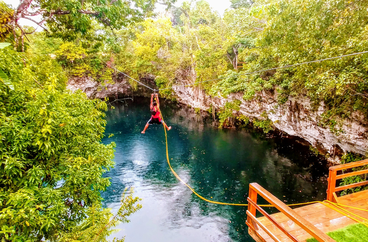 Laguna Dudu is one of the best activities in the Dominican Republic. Discover the top highlights of the Dominican Republic in one week