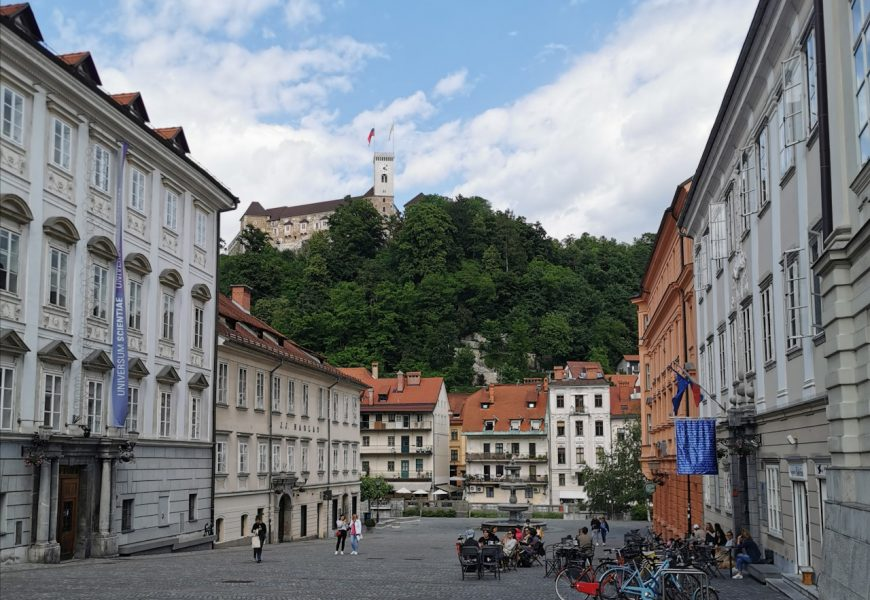 Local's guide to Ljubljana, Slovenia with the things to do in Ljubljana