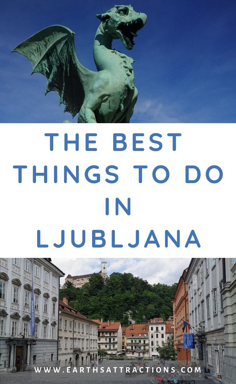The best things to do in Ljubljana, Slovenia. Discover the top attractions in Ljubljana as well as off the beaten path activities in Ljubljana from this local's guide to Ljubljana. #ljubljana #ljubljanatravelguide #ljubljanaguide #slovenia #europetravel #earthsattractions #traveldestinations #trending #traveltips #travel