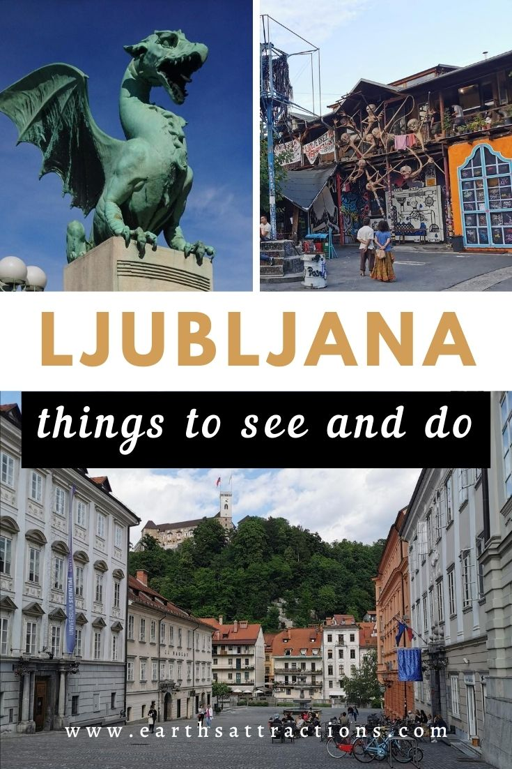 Ljubljana things to see and do. Read this comprehensive travel guide for Ljubljana, Slovenia and discover the top activities in Ljubljana, Slovenia, offbeat attractions, restaurants, hotels, and tips for visiting Ljubljana. #ljubljana #ljubljanatravelguide #ljubljanaguide #slovenia #europetravel #earthsattractions #traveldestinations #traveltips #travel
