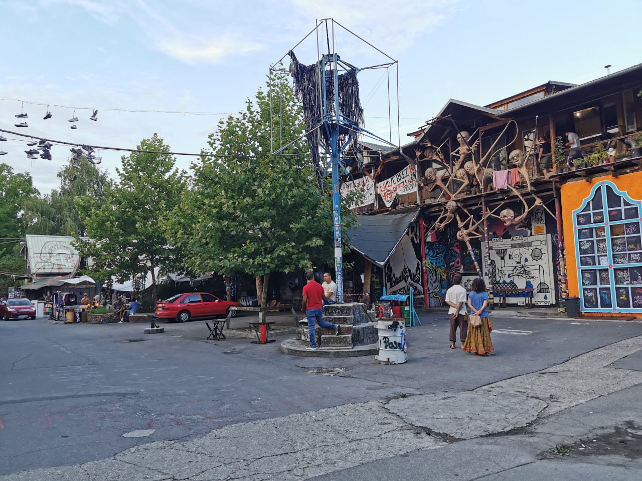 Metelkova city is one of the best off the beaten things to do in Ljubljana Slovenia. Discover the best Ljubljana attractions from this comprehensive article.