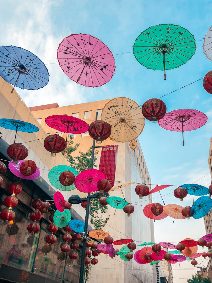 Barrio Chino (Chinatown) is one of the things to see in Mexico City