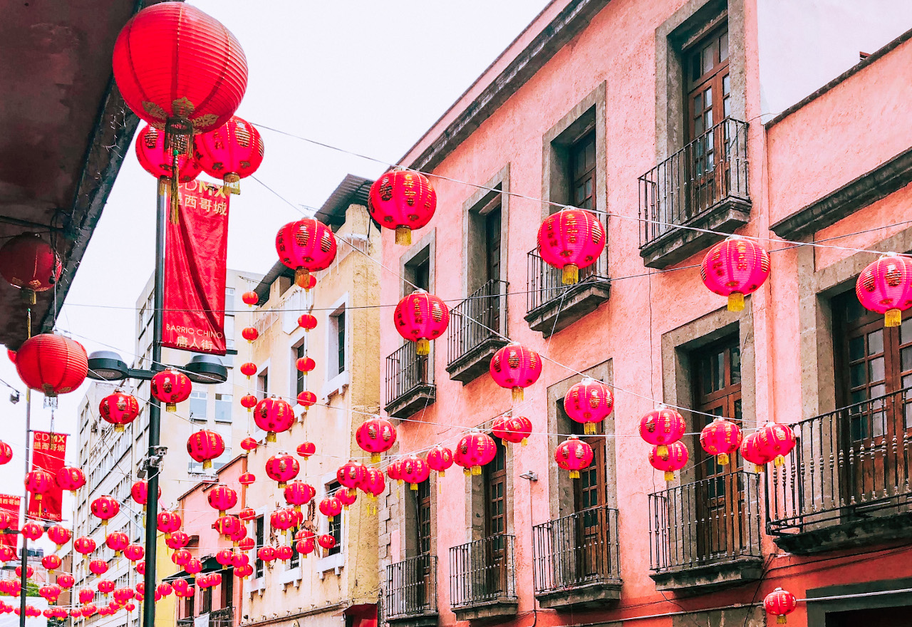 Barrio Chino (Chinatown) is one of the places to visit in Mexico City in 5 days