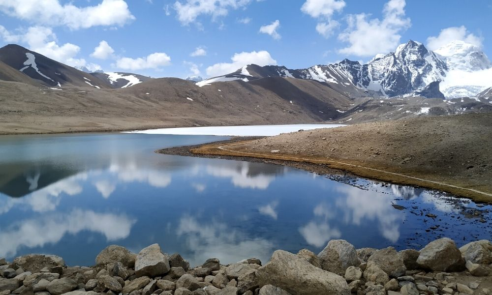 You should include Gurudongmar Lake on your Sikkim bucket list. Here's the perfect 10-day Sikkim itinerary for you