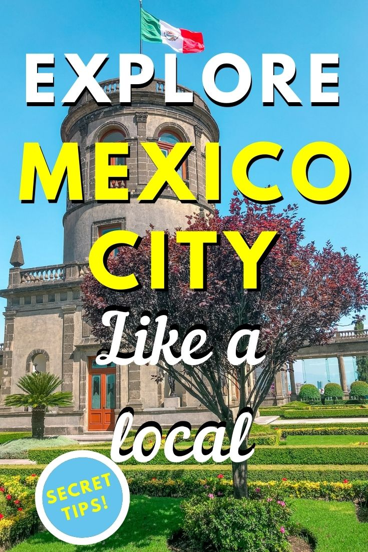 Explore Mexico City like a local. Discover the best things to do in Mexico City in 5 days from Roma Norte to Zocalo, Chapultepec Park, Polanco, Coyoacan, Xochilimco, and beyond, including Teotihuacán. #mexicocity #mexico #travel #travelitinerary #northamerica #mexicocityitinerary #earthsattractions #thingstodo