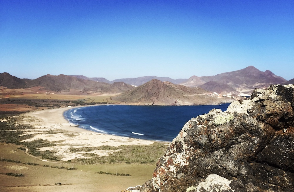 Pala de los Genoveses, Almeria, Spain. Discover the best places to visit in Spain, top Spanish dishes, and tips for visiting Spain