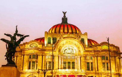 5 Days in Mexico City Itinerary: Things to do in Mexico City in 5 days