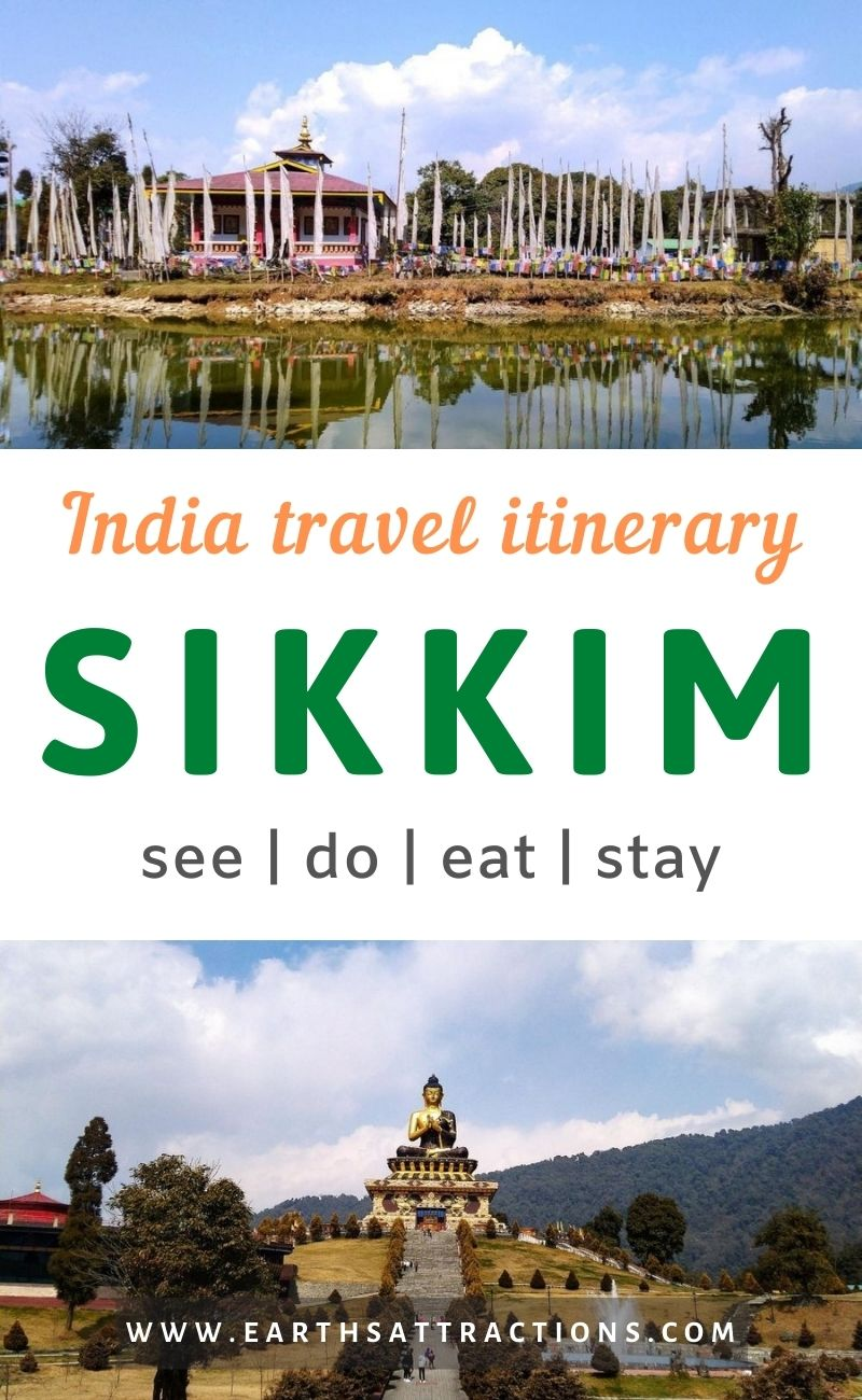 India travel itinerary: 10-day Sikkim itinerary. Discover what to do in Sikkim in 10 days from this comprehensive Sikkim tour. Read this article now and save this pin for later! #indiatravelguide #sikkim #sikkimitinerary #sikkimtravel #sikkimguide #sikkimthingstodo #indiatravel #earthsattractions #asiatravel #travelitinerary