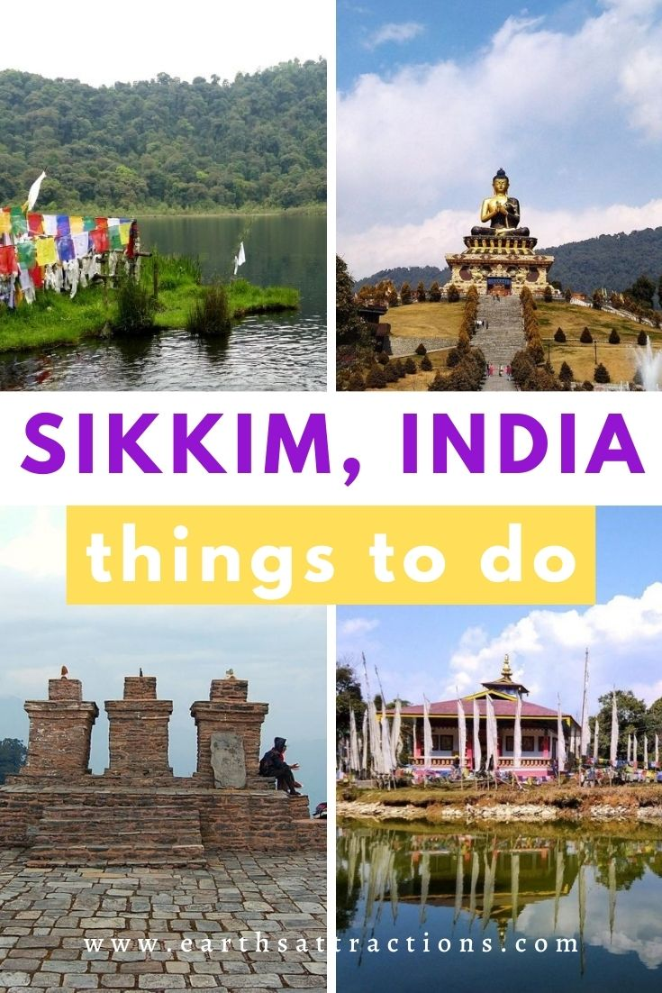 The best things to do in Sikkim. If you're planning a trip to India, then include Sikkim on your India bucket list. Here's the best Sikkim itinerary for 10 days. Read this article now and save this pin for later! #indiatravelguide #sikkim #sikkimitinerary #sikkimtravel #sikkimguide #sikkimthingstodo #indiatravel #earthsattractions #asiatravel #travelitinerary