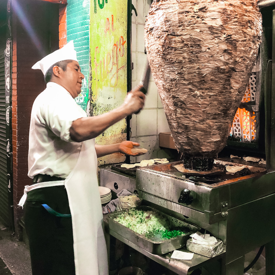 Tacos in Condesa - discover where to eat in Mexico City