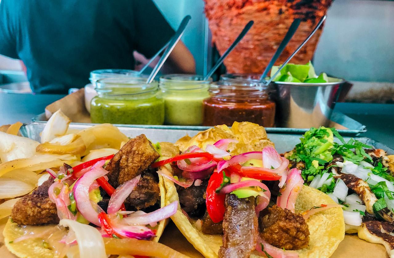 Taqueria Orinoco (tacos al pastor) - the best restaurants in Mexico City
