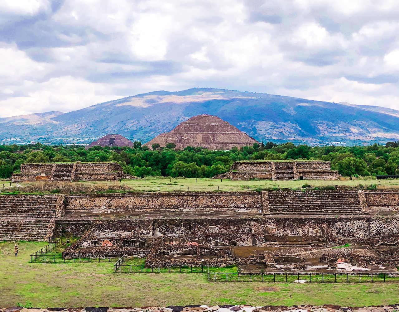Teotihuacan is one of the best places to visit near Mexico City. Here's your comprehensive 5-day travel itinerary for Mexico City