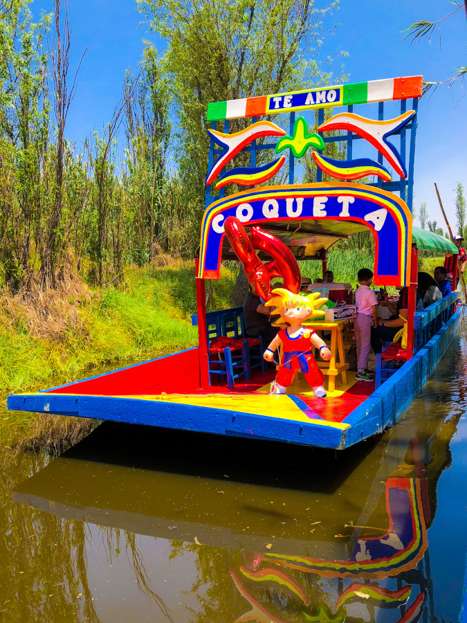 Xochilimco is one of the top rated things to do in Mexico City. Discover the best activities in Mexico City from this Mexico City guide