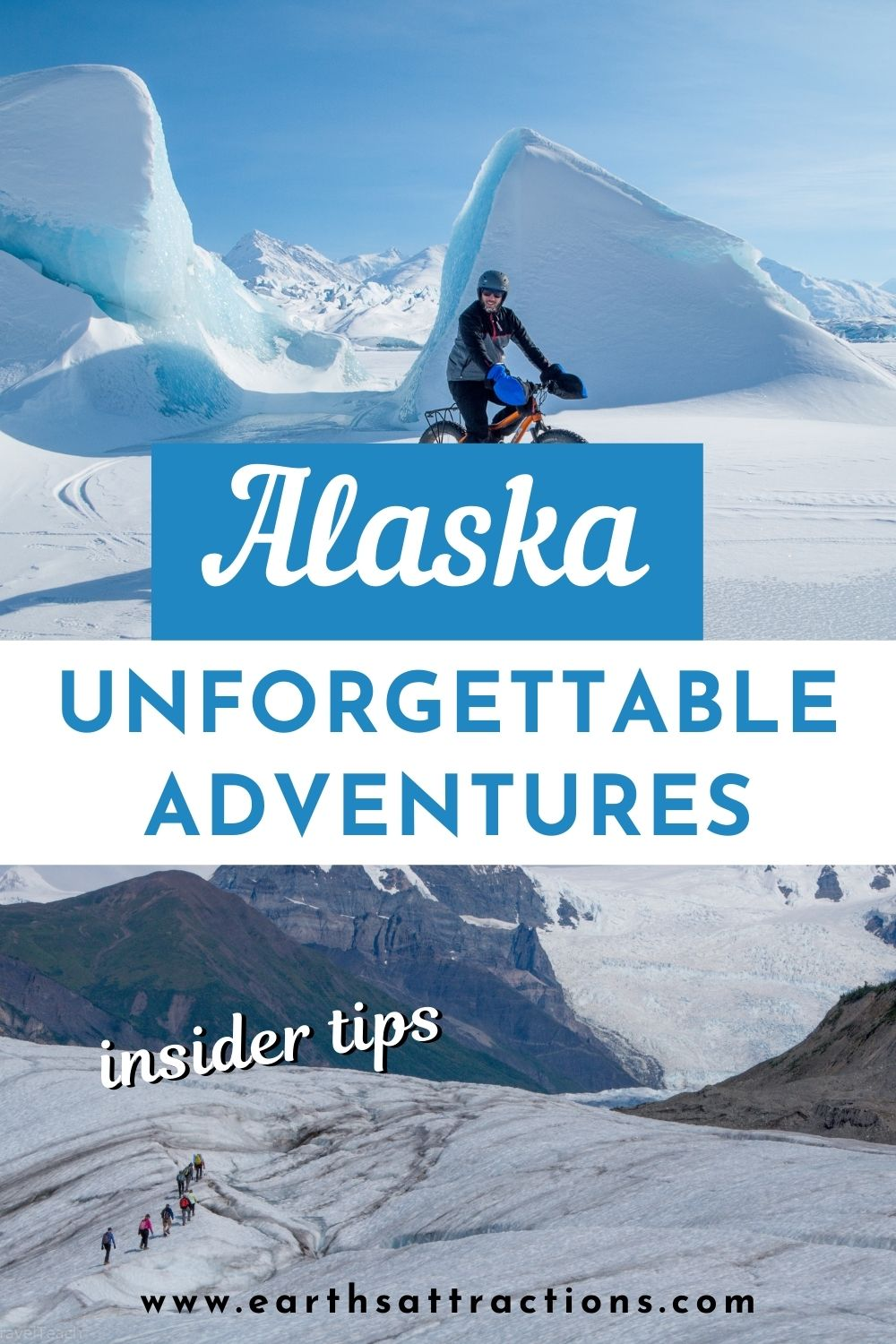 Unforgettable adventures in Alaska, USA. Discover the best glaciers in Alaska and thrilling things to do in Alaska from this Alaska travel blog. #alaska #adventure #usa #usartavel #earthsattractions #thingstodo #alaskathingstodo #glacier #glaciers
