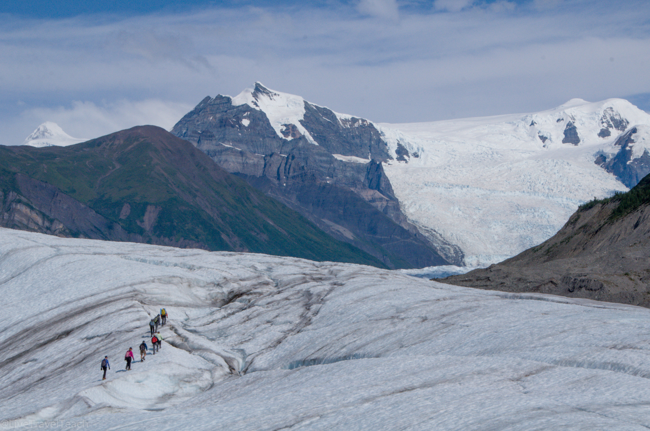 Hiking Root Glacier to Stairway Icefall - Unforgettable Alaskan Adventures
