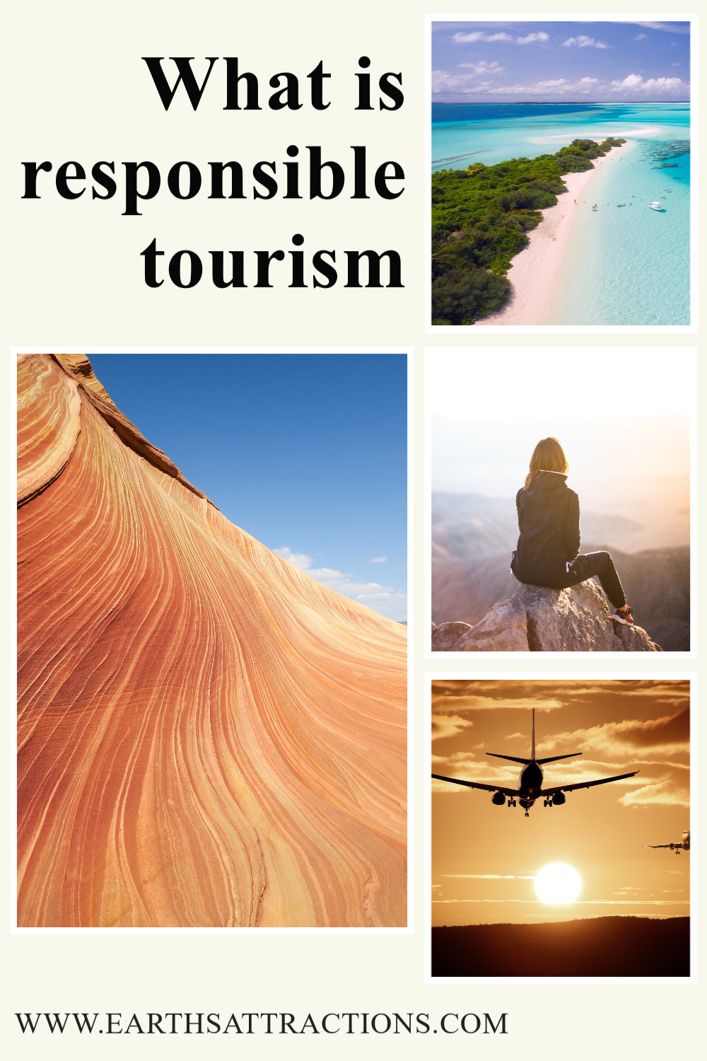 What is responsible tourism. All you need to know about traveling responsibly! #travel #traveltips #earthsattractions #responsibletravel #responsibletraveler #responsibletraveling