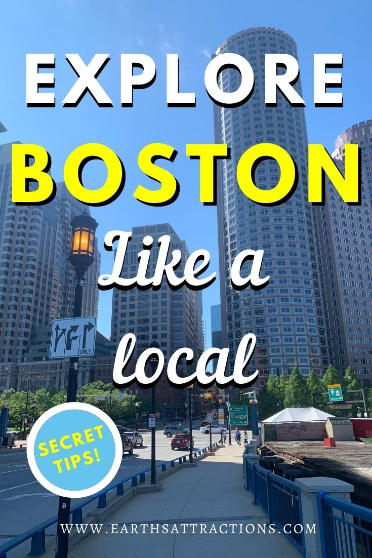 Boston like a local: discover the best things to do in Boston, wonderful Boston restaurants, off the beaten path things to do in Boston and useful tips for visiting Boston from this guide to Boston. #boston #bostonguide #usatravel #bostonthingstodo #earthsattractions #traveldestinations #northamerica