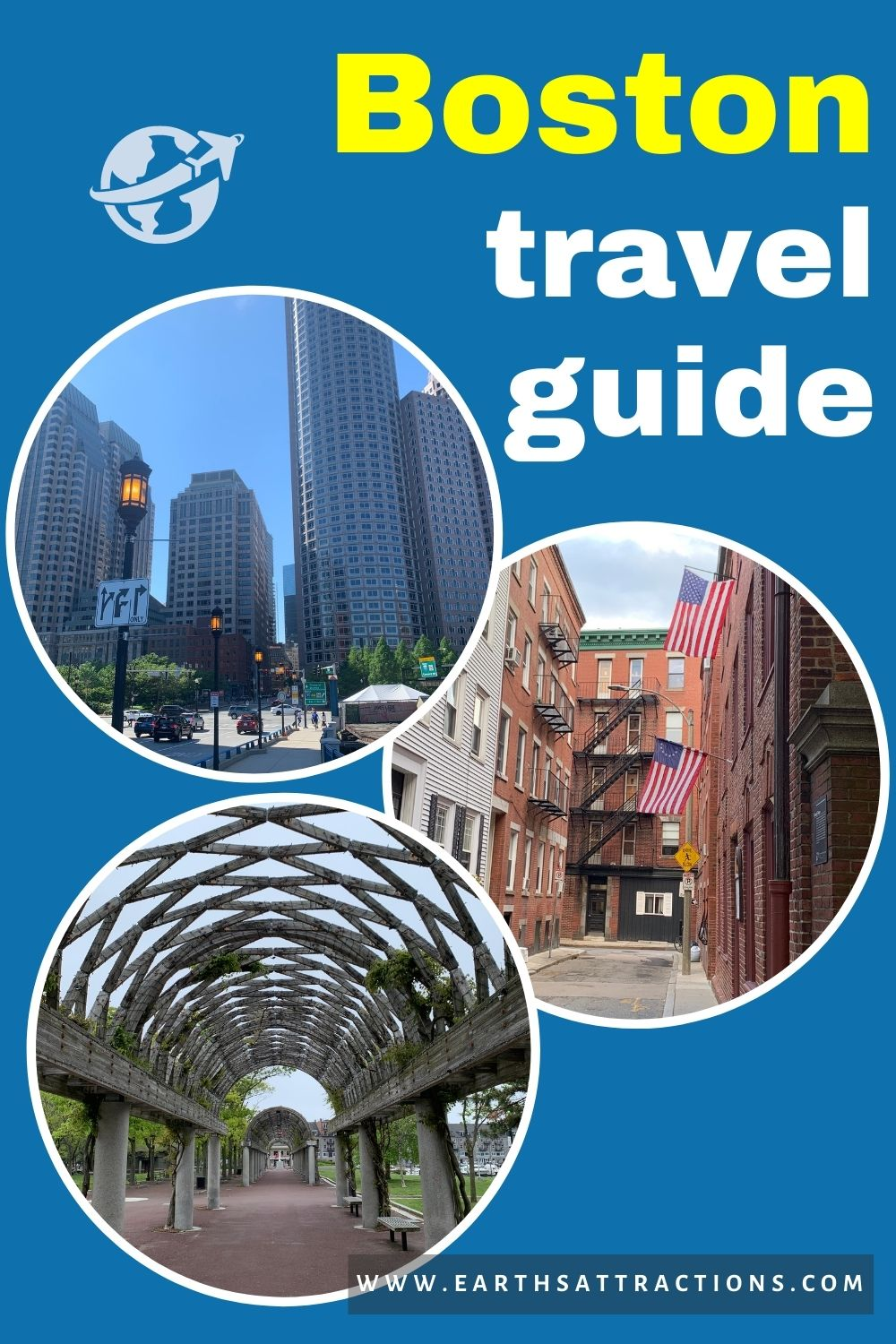 Boston travel guide. Discover the best things to do in Boston, offbeat Boston attractions, where to eat in Boston, and toston tips to help you plan the perfect Boston trip. #boston #bostonguide #usatravel #bostonthingstodo #earthsattractions #traveldestinations #northamerica