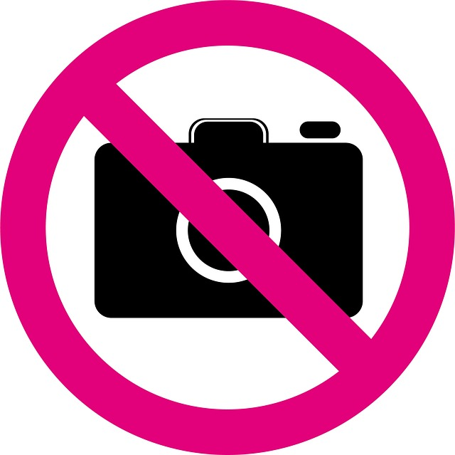 Don't take pictures of people without consent. Read in advance what you are allowed to photograph
