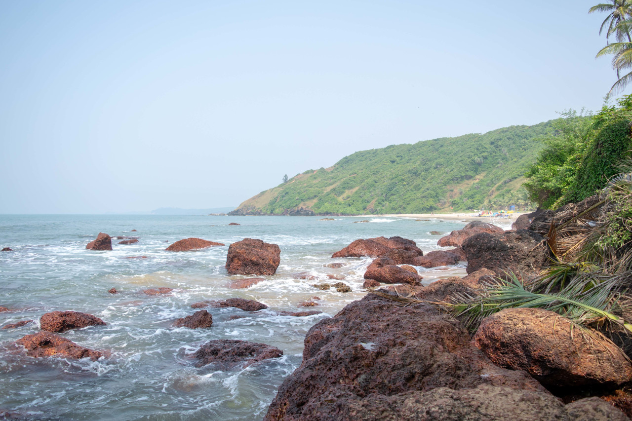 Arambol is one of the top places to visit in Goa. Discover more things to do in Goa from this guide to Goa.