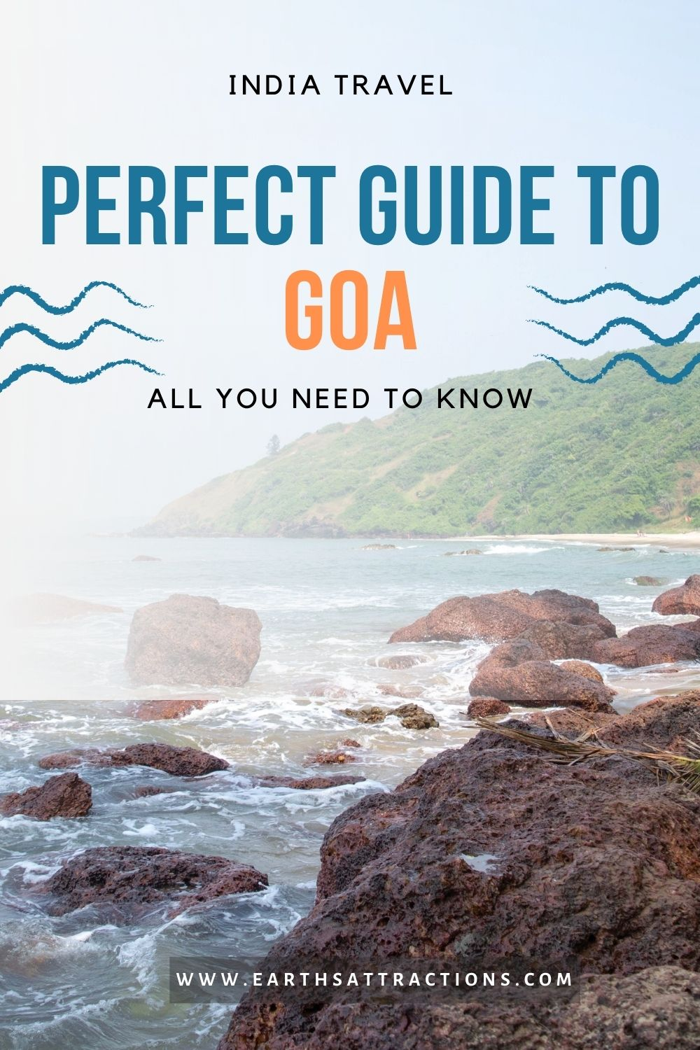 Goa travel: best places to visit in Goa. This guide has the best places to visit in Goa, including off the beaten path attractions in Goa, top restaurants in Goa, and, of course, the best hotels in Goa, plus some very helpful Goa travel tips. #goa #goaindia #indiatravel #india #earthsattractions #traveldestinations #asia #asiatravel #goathingstodo #goatips #goarestaurants #goahotels