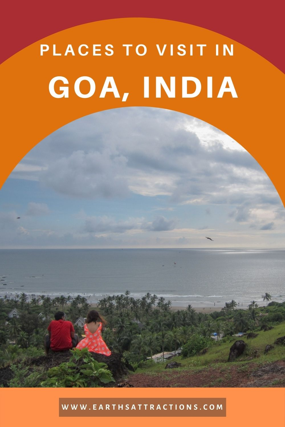 Best places to visit in Goa, India. Use this comprehensive Goa travel guide to plan your trip to Goa. Discover the best Goa things to do, Goa hotels, Goa restaurants, and useful Goa travel tips from this article. Read it now! #goa #goaindia #indiatravel #india #earthsattractions #traveldestinations #asia #asiatravel #goathingstodo #goatips #goarestaurants #goahotels