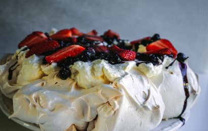 Authentic New Zealand Pavlova recipe that's easier than you think