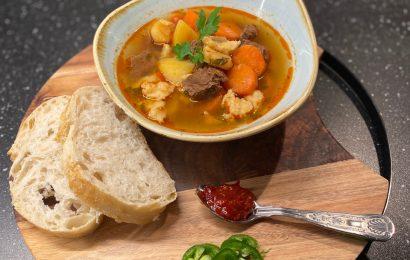 Hungarian Goulash Recipe