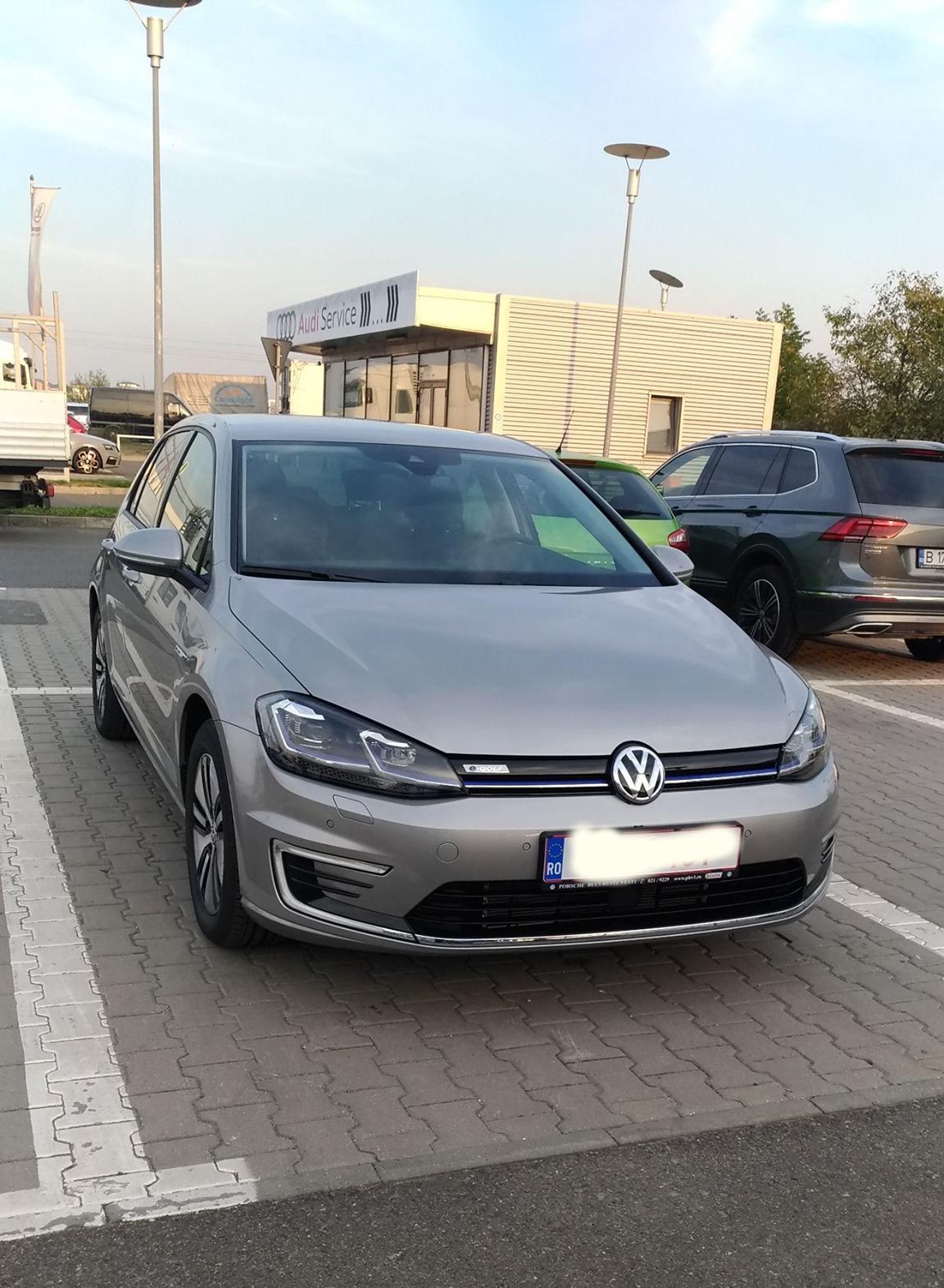 Volkswagen e-Golf travel guide