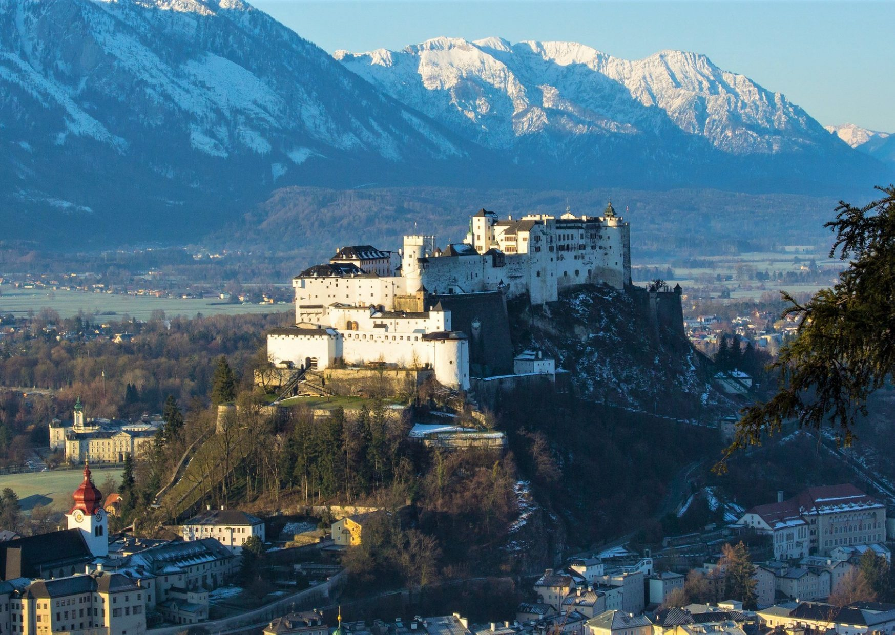 What will you see at the Fortress Salzburg - photo by Voices of Travel