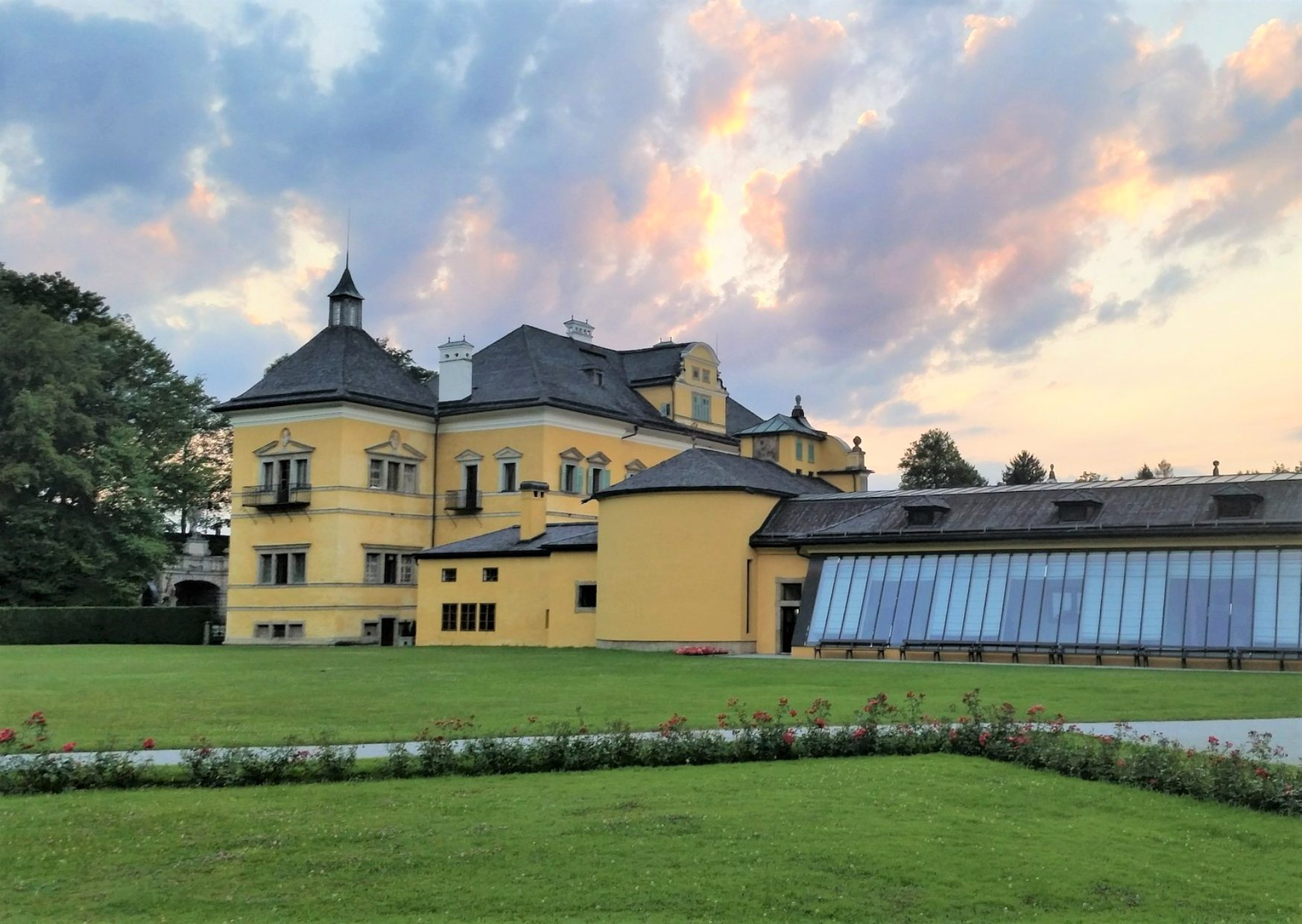 Salzburg guide - Hellbrunn Palace - photo by Voices of Travel