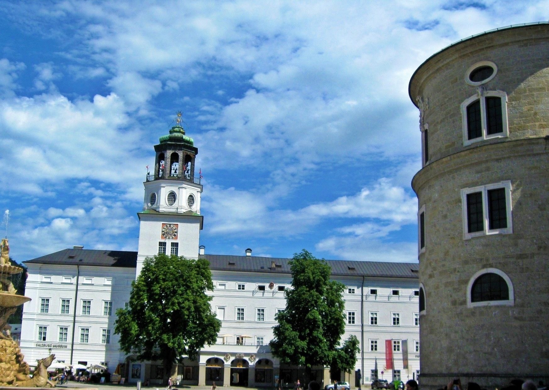 Salzburg Museum is one of the top attractions in Salzburg- photo by Voices of Travel