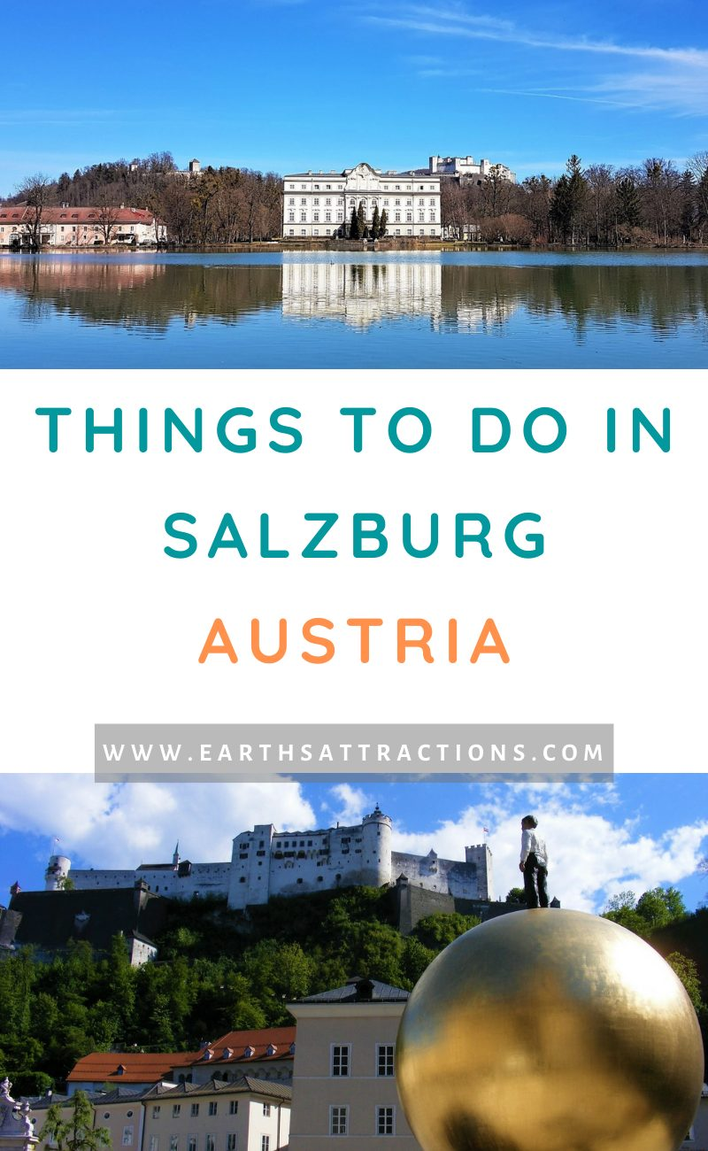 Discover the best things to do in Salzburg, Austria. When to visit Salzburg, how many days in Salzburg, Salzburg tips, and more are included. Create your Salzburg buckerlist and your Salzburg itinerary with this Salzburg guide. #salzburg #austria #salzburgguide #traveldestinations #europe #europetravel #earthsattractions