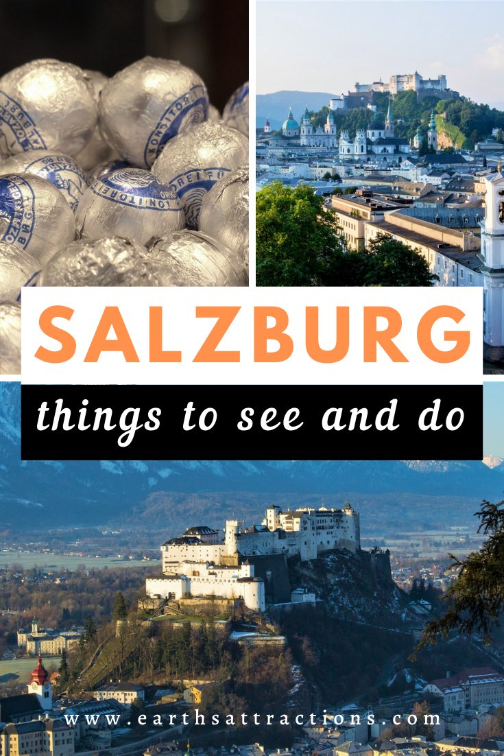 Things to see and in Salzburg, Austria. Use this insider's guide to Salzburg to discover Salzburg attractions worthy to be visited, Salzburg tips, Salzburg hotels, Salzburg hostels, Salzburg restaurants, and more. #salzburg #austria #salzburgguide #traveldestinations #europe #europetravel #earthsattractions