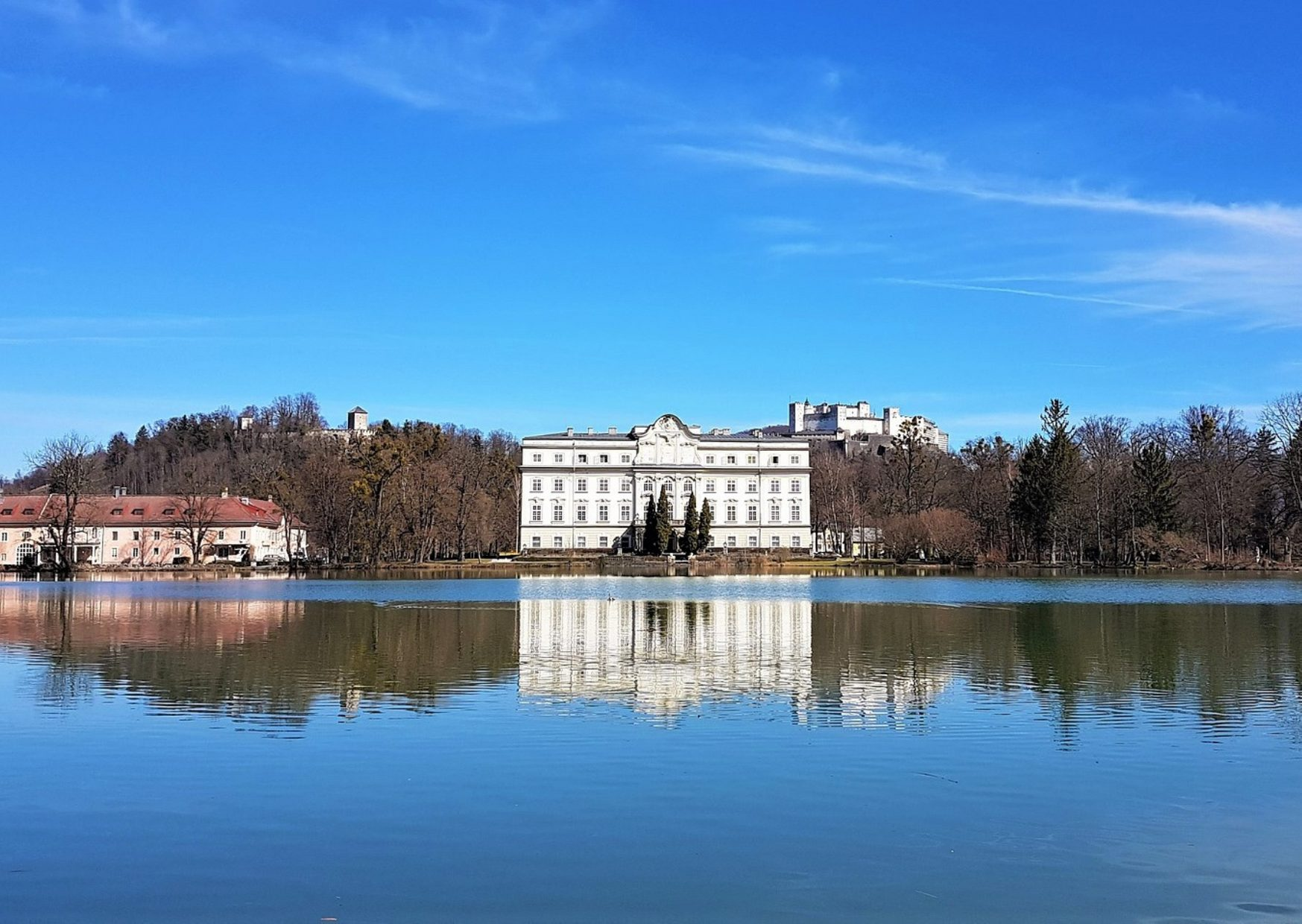 Schloss Leopoldskron is one of the best things to do near Salzburg– Chateau Leopoldskron - photo by Voices of Travel