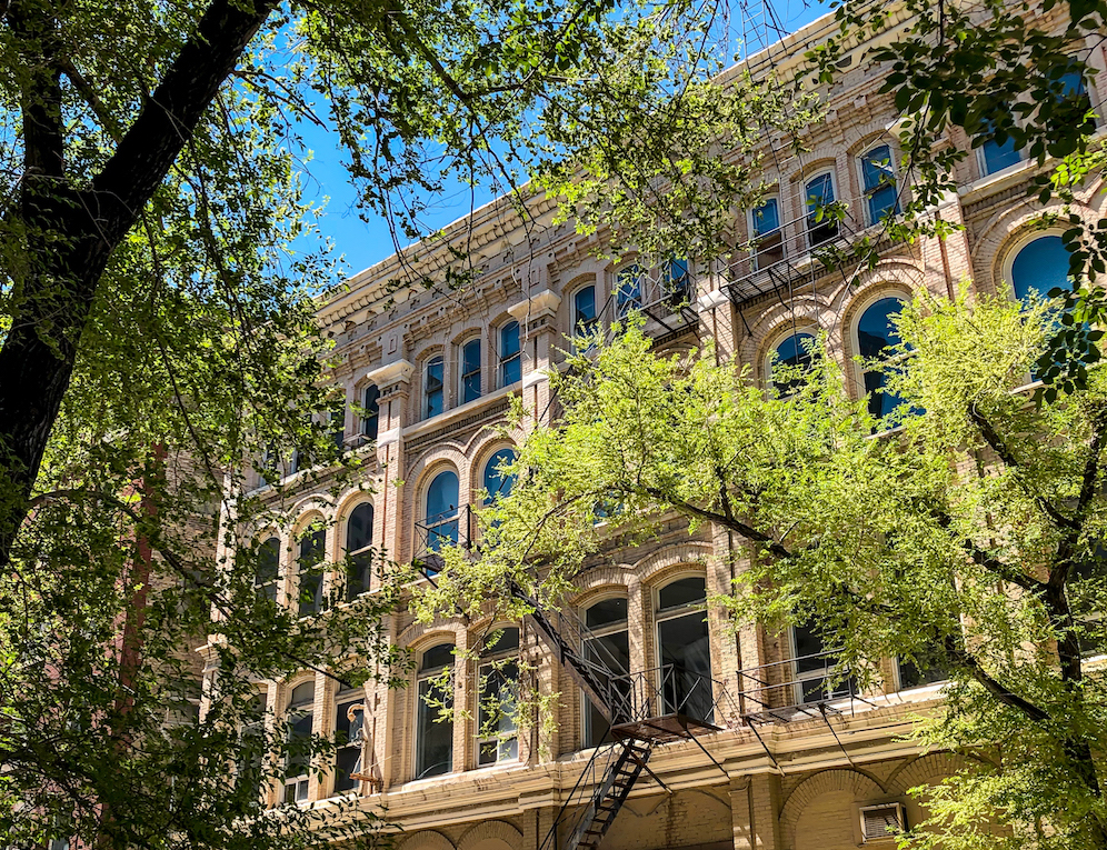 The Exchange District & Downtown are some of the best places to visit in Winnipeg