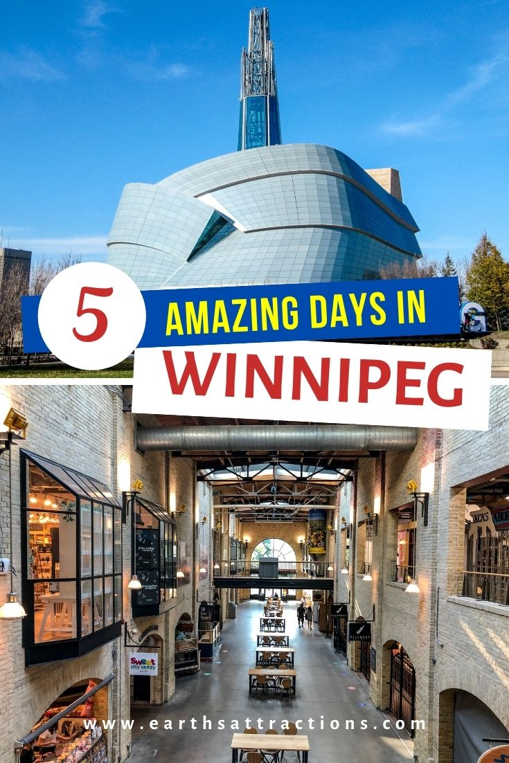 5 Days in Winnipeg Itinerary by a local. Discover the Best Things to Do in Winnipeg, Manitoba, Canada. #winnipeg #manitoba #canada #northamerica #winnipegitinerary