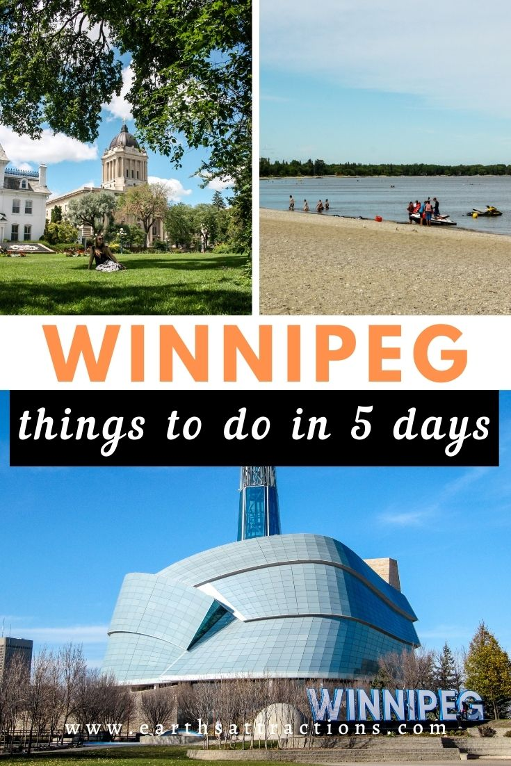 How to spend 5 days in Winnipeg. Use this itinerary for Winnipeg, Manitoba, Canada and discover the best things to do in Winnipeg, cool day trips from Winnipeg, great Winnipeg restaurants, and more. #winnipeg #manitoba #canada #northamerica #winnipegitinerary