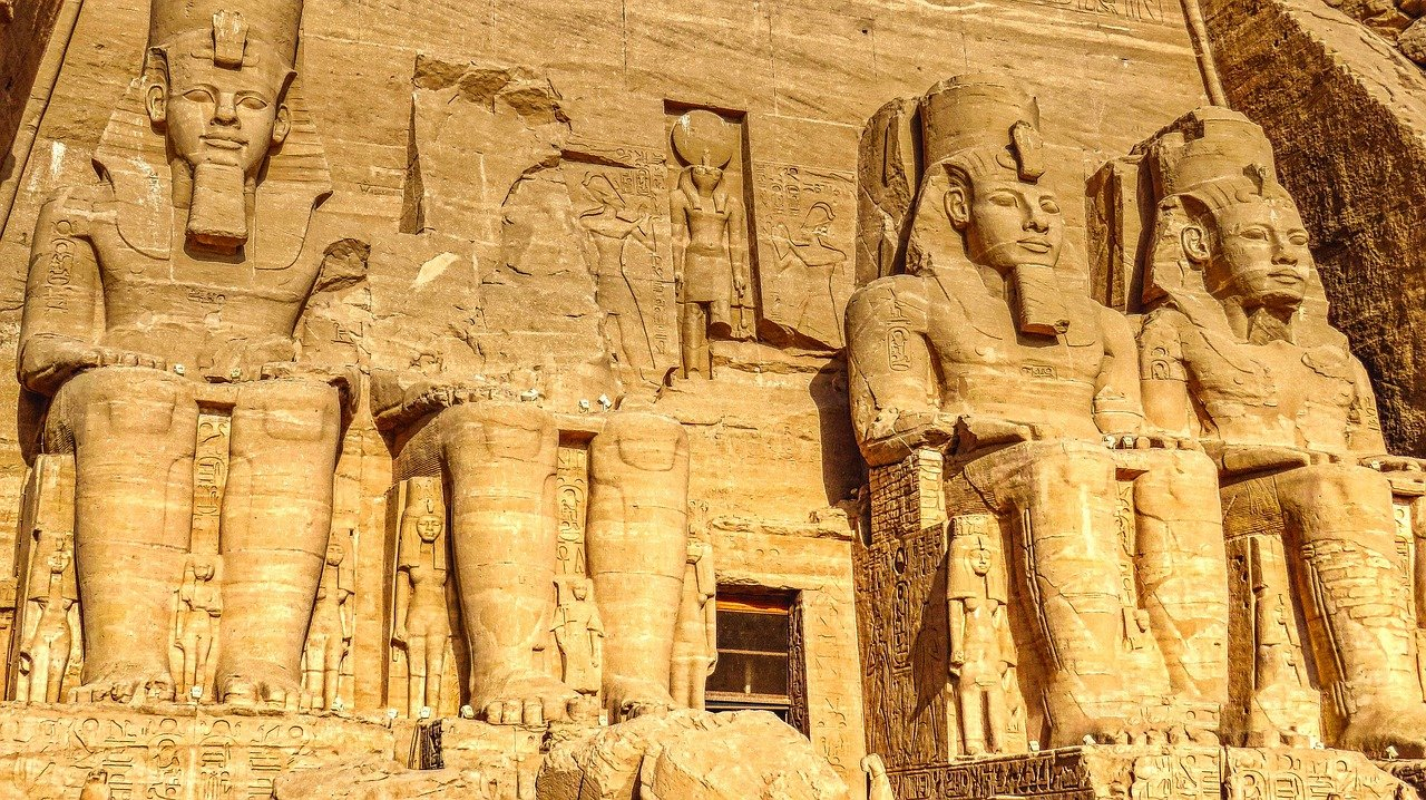 Abu Simbel is one of the best Places to Visit as A Solo Traveller in Egypt