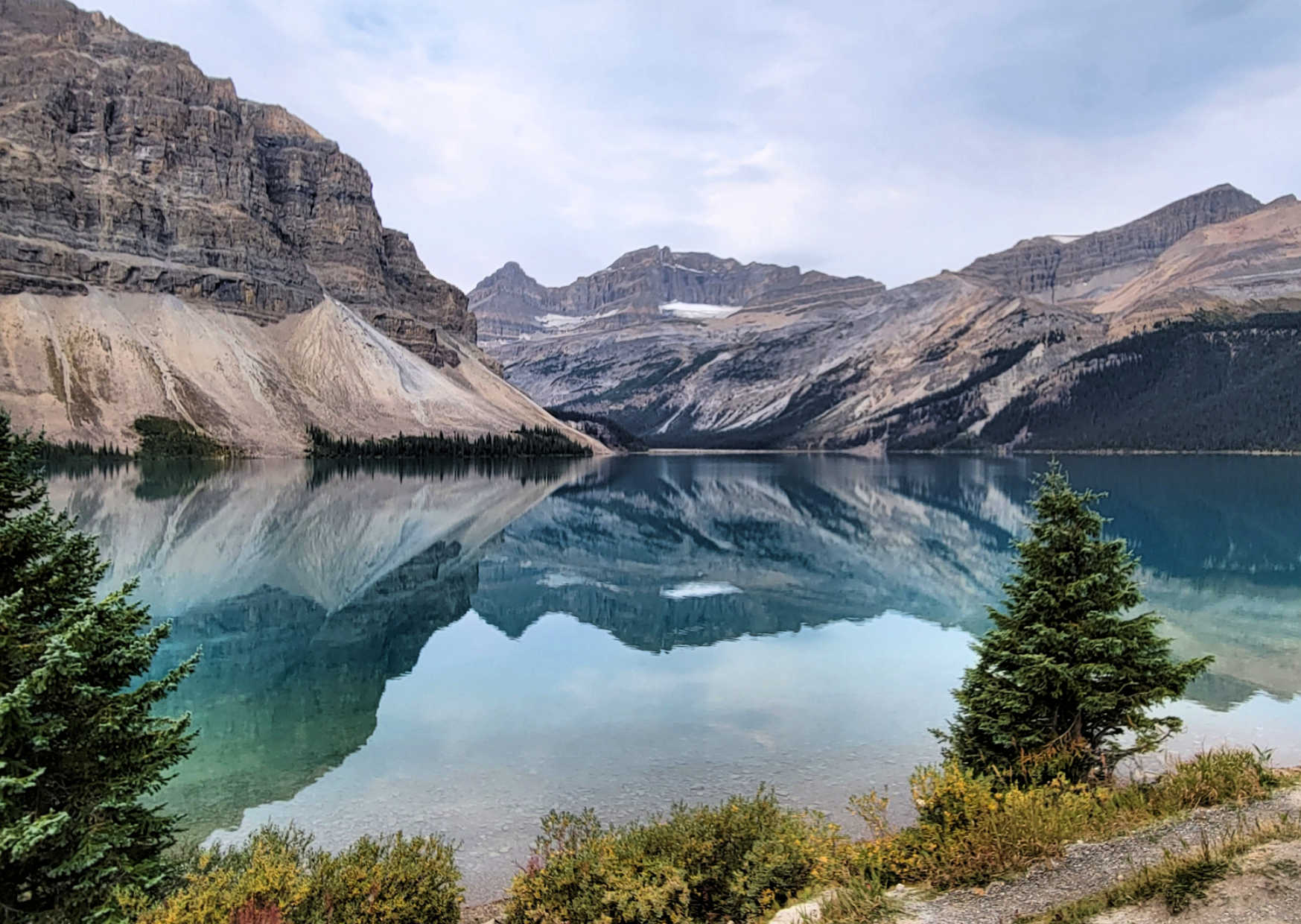 Bow Lake - The Perfect 7-Day Canadian Rockies Itinerary