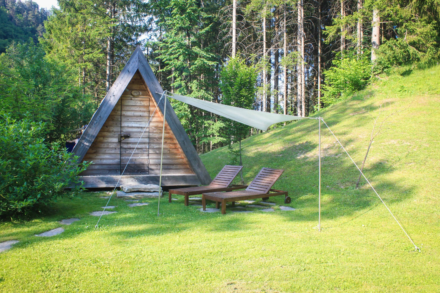 Camping Bled is one of the best campsites in Slovenia