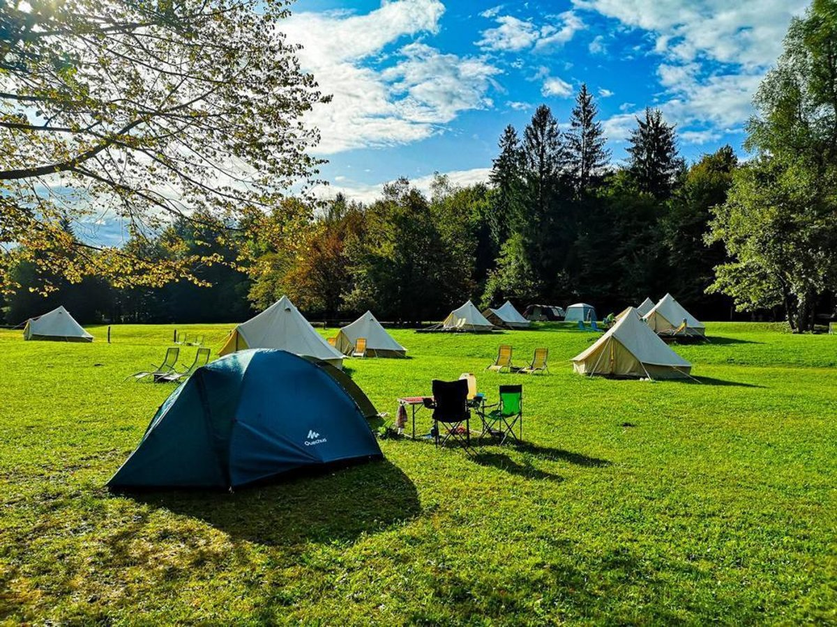 Best camping spots in Slovenia