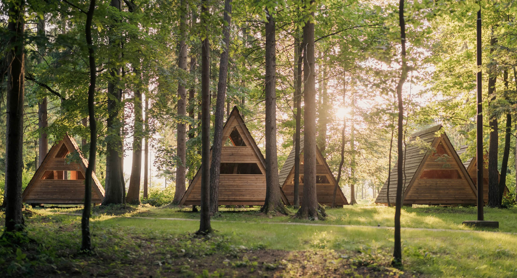 Forest Camping Mozirje is one of the popular camps in Slovenia